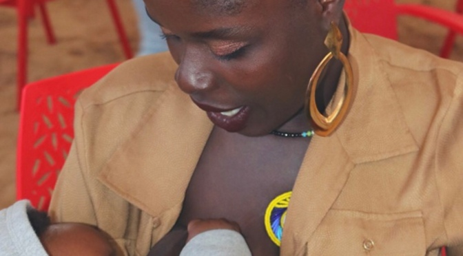 Guinea-Bissau is celebrating the Breastfeeding Month from August 1-31, 2019 | Benefits