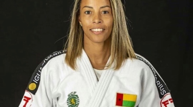 Taciana Lima César ( Taciana Baldé )  won the Gold Medal at the Dakar African Open 2019