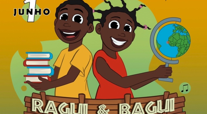 Ragui & Bagui is the name of the new children's project by Eric Daro